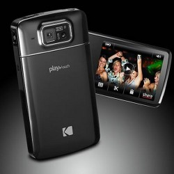 Kodak Playtouch camcorder and EasyShare M590