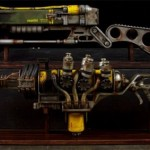 Homemade Fallout 3 plasma rifle