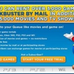 Blockbuster including games in its mail rentals