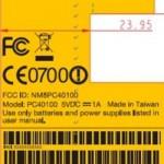 HTC Windows Phone 7 device hits FCC