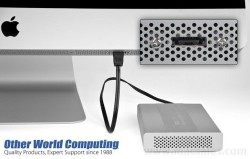 OWC will add an eSATA port in your iMac for $169