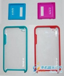 Next-gen iPod touch, nano / shuffle cases surface