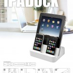 PhotoFast shows off sweet iPADock