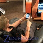 Human Touch massage chair gets iPhone control
