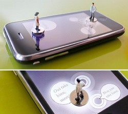 (i)Pawn iPhone game uses real playing pieces