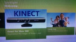 Microsoft Kinect Beta Program goes live