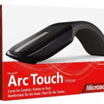 More details on Microsoft's Arc Touch Mouse revealed