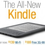 Amazon Boasts New Generation Kindle Sales