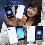 White Galaxy S heads to South Korea