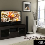 Sceptre entertainment centers are easy to build