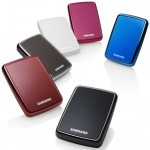 Samsung S2 Portable hard drive does 7,200RPM with USB 3.0