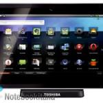Toshiba SmartPad details leak