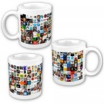Custom mug from your twitter profile pics