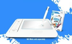 Wii getting a tablet peripheral