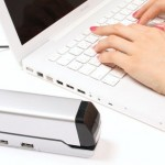 Thanko USB Stapler Hub