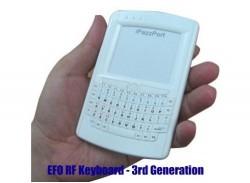 EFO iPazzPort HTPC Keyboard looks like a BlackBerry