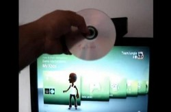 New Xbox 360 250GB hacked to play backup discs