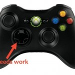 Microsoft prepping new Xbox 360 controller with improved d-pad?