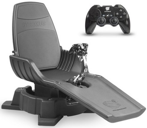 X-Dream Gyroxus Gaming Chair for PS3 now available for pre-order - SlipperyBrick.com