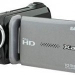 Sanyo Xacti VPC-GH4 full HD camcorder with YouTube and Facebook integration