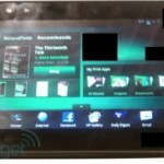 HP Zeen C510 Android Tablet spotted in the wild