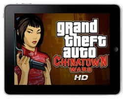 Grand Theft Auto Chinatown Wars HD coming to iPad
