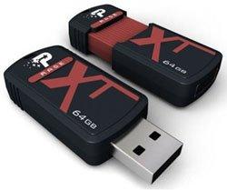 Patriot Xporter Rage USB Flash Drives hit Europe