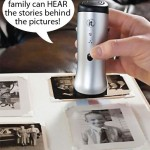 Photo Album Storyteller lets you put your voice with your memories