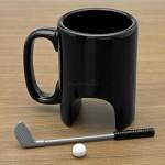 Putt Golfers Coffee Mug