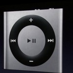 Apple announces re-designed iPod shuffle