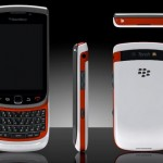 BlackBerry Torch 9800 gets the Colorware treatment