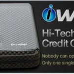 iWallet Biometric wallet keeps your cash safe