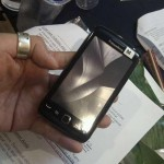 First BlackBerry Storm 3 picture leaked?