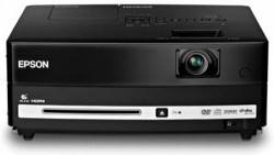 Epson MovieMate 85HD and 62 All-in-one Home Projectors