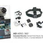 GoPro unveils new HD Hero 960 wearable camcorder