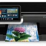 HP eStation C510 Printer with Wireless Touchsmart Panel
