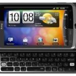 HTC announces the Desire Z