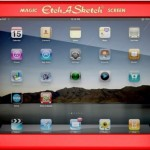 Official Etch-a-Sketch iPad case