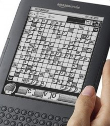 Amazon Kindle gets a Scrabble app