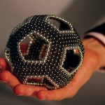 Magnetic nanodots let you build geeky stuff your kids won't get