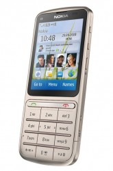 Nokia C3 Touch and Type unveiled at Nokia World 2010