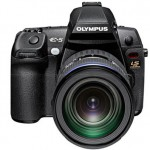 Olympus offers new E-5 DSLR for photography pros
