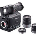 Panasonic offers the world's first micro four-thirds camcorder