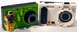 Pentax offers NB1000 Lego-like camera