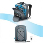 Quirky shows off cool Trek Support battery charging backpack