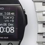 Seiko active-Matrix EPD Watch on sale this December