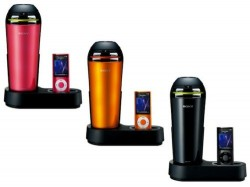 Sony's boom beverage speaker now available to Americans