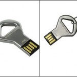 Super Talent CKB flash drive is made to go with you everywhere