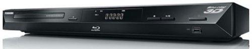First Toshiba Blu Ray Player Line of Blu-ray Players