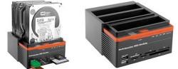 Brando's Triple SATA HDD Multi-Function Dock